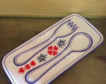 Kitchen spoon rests