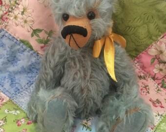 Handmade Mohair Artist Bear