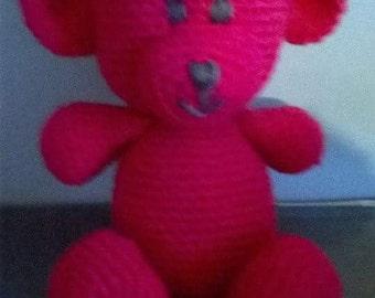 Jas the bear