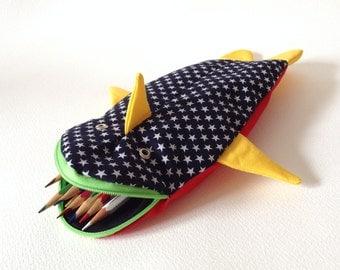 "Pencil case ""Fish"""