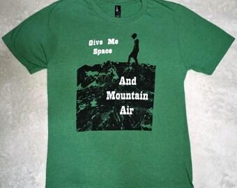 Mountain Air Men's T-Shirt
