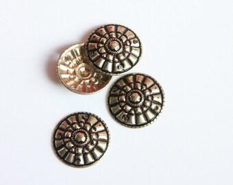 Metal Brass Button Stamping
