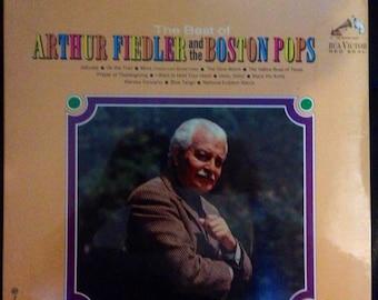 Arthur Fielder & The Boston Pops Sealed Vinyl LP Record