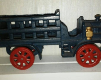 Huge Cast Iron Truck/ Tractor