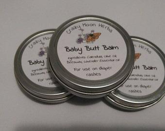 Organic Baby Butt Balm