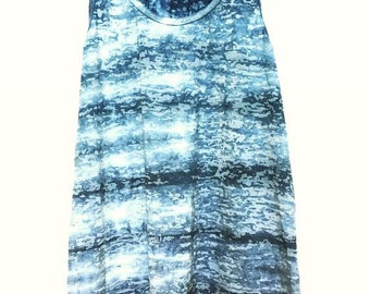Downward Dye Tank