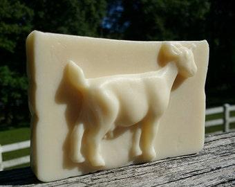 Goat Milk Soap Bar - Available in: Unscented | Rose | Lavender