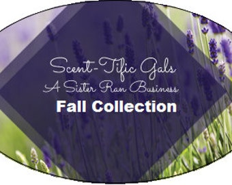 10 oz Soy Candle Fall Collection