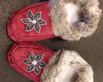 Custom made Moccaains and Mukluks