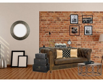 2D/3D Interior Design Full Room Mood-Boards