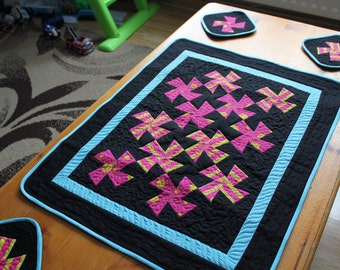 Handmade Quilted Table Runner