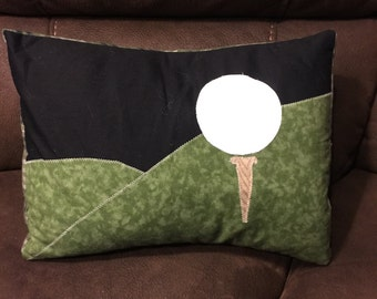 Golf Lover's Pillow