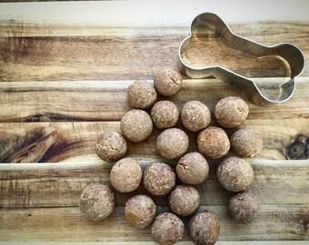 Cinnamon Peanut Butter & Oat Nibs