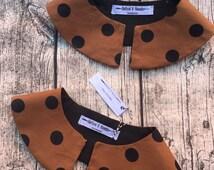 detachable collar peter pan collar fabric collars