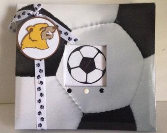 Soccer 8 x 8 Premade Soccer Album