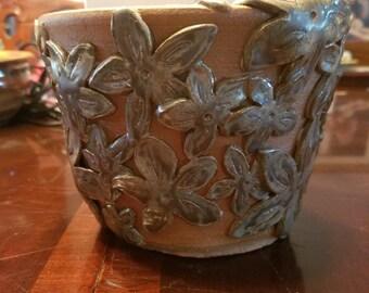 3D flower bowl