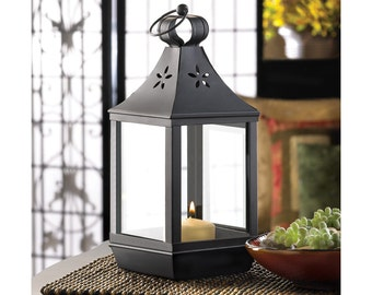 12 inch Carriage Candle Lantern