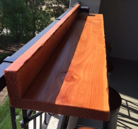 balcony bar tops
