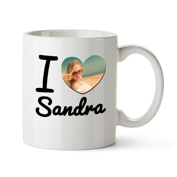 Photo Mug – I Heart – Gifts for Couples