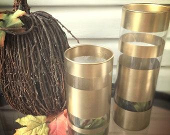 Kate Spade Inspired Vases