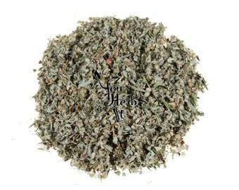 Mugwort Common Wormwood Artemisia Vulgaris Dried Leaf Loose Herbal Tea - Buy Any 2x50g Get 1x50g Free!