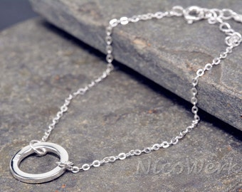 Bracelet silver bracelet 925 silver bracelet ladies jewelry gift SAB113