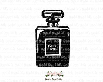 Paris Parfum SVG, Parfum Vector, Parfum SVG, Paris Bebe SVG, Paris Parfum, Fashion Vector, Fashion Cuts, Fashion Parfum Vector