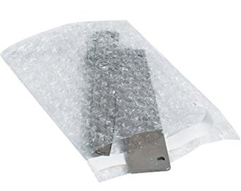 50 Uneekmailers 12x15.5 Bubble Out Self Sealing Pouches Wrap