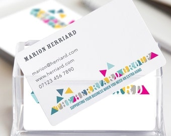 HERRIARD small business brand design