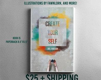 Create Your Self - A Creative Work Book