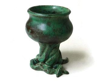 Small Ceramic OCTOPOT Octopus Plant Pot
