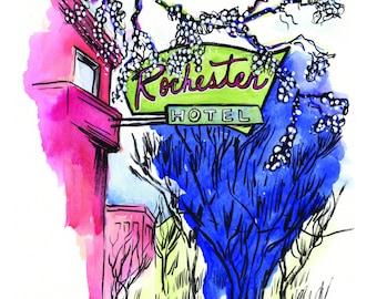 Rochester Hotel