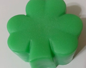 Irish Lucky Clover Soap