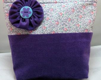 Mini Tote Bag, Hand Bag, Lunch Bag, School Bag, Device Bag, Young Girls Bag, Teen Bag,  Reusable Gift Bag FREE SHIPPING