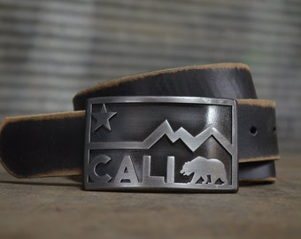 CALI buckle- by FosterWeld