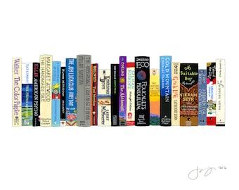 Ideal Bookshelf 965p: Novels 1978-1997