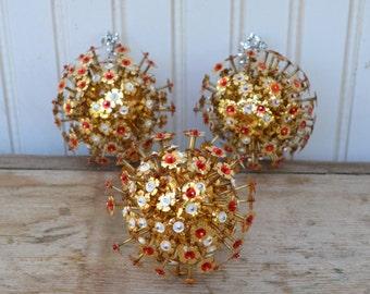 Christmas Ornaments - Bradford - Orbs - Royal Hill Vintage