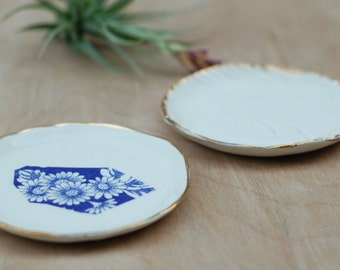 Small Ring Dish - Ceramic and Pottery - Modern Ceramics - Valentine's