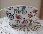 Cruiser Bicycles Essential Oils Cosmetic Bag Clutch Purse