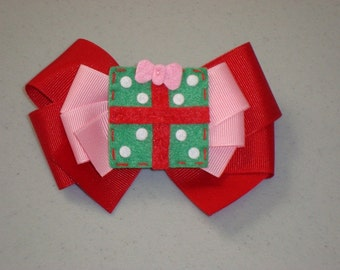 Present Large Layered Boutique Bow