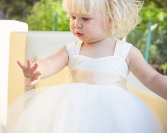Toddler Baby Flower Girl Dress