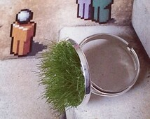 Take a walk on the wild side..... GRASS RING