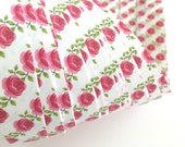 Half price* Weaving Star Paper~ Pink Roses (50 strips)