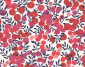 Liberty of London FABRIC - Classic Tana Lawn - Wiltshire - Red