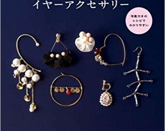 My First Ear Accessories - Japanese Bead Patterns
