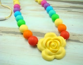 Teething Necklace, Silicone Teething Necklace, Teething Beads, Silicone Teething Beads, Chew Necklace, Baby Chew Necklace, Chew Beads