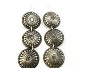 Southwestern Sterling Earrings