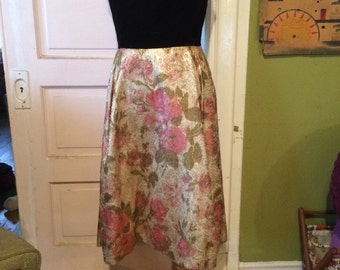 Vintage 1960's perfect holiday dress. Size S/M