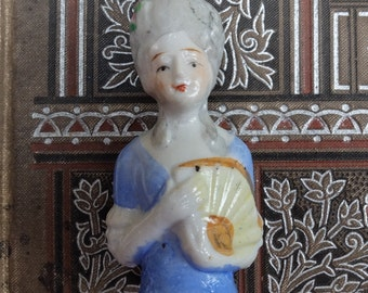 Vintage Pincushion Doll Half Lady Japan