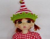 LittleFee/Yosd Hat Christmas Elf